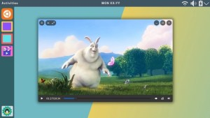Clapper Video Player for Linux