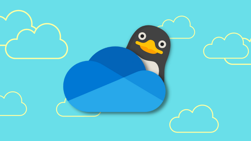 Mount Microsoft OneDrive in Linux With OneDriver GUI Tool