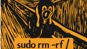 sudo rm rf command in Linux