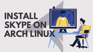 install skype arch linux