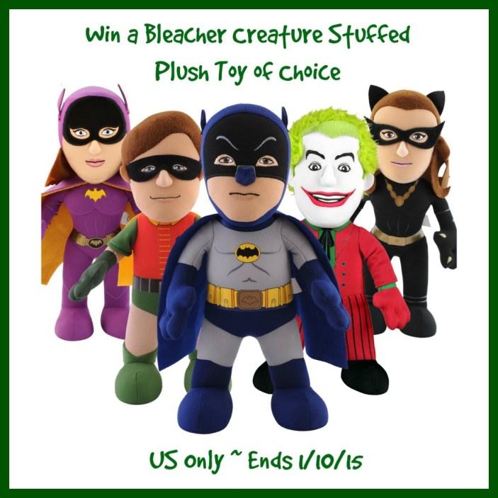 Bleacher Creature Giveaway