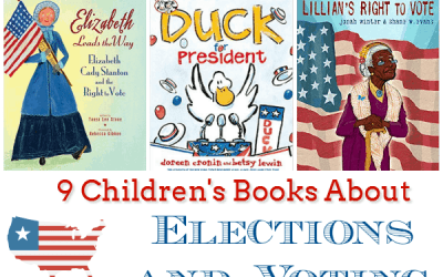 9 Children's Books About Elections and Voting