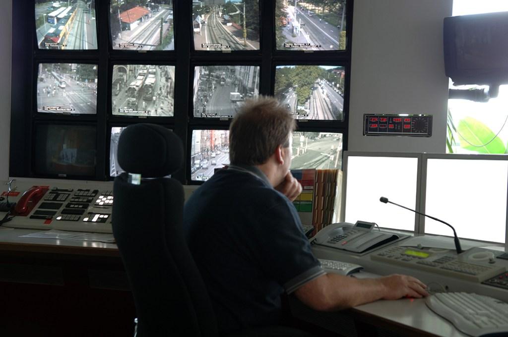 Bob Gronenthal becomes a Dispatcher
