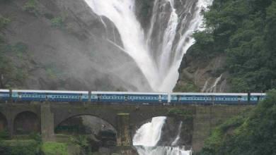 Photo of Dudhsagar Waterfalls – The legend of Sugared Milk