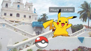 Photo of Pokémon GO-A : Take me to church!