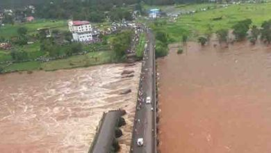 Photo of Goa-Mumbai Highway Bridge Collapses; 22 Missing