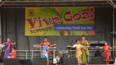 Photo of Toronto celebrates Goa