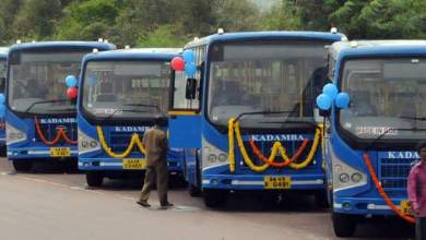 Photo of KTC buses in a loss 'No More'