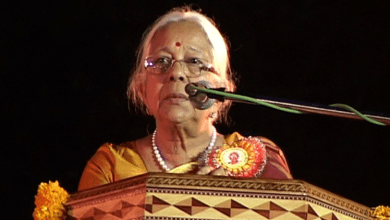 Photo of Goa's first woman Chief Minister passes away, a summary of her journey