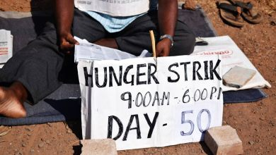 Photo of Hunger strike in Porvorim touches 50 days, no justice yet