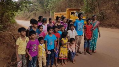 Photo of 45 Sonshi villagers jailed for anti-mining protest released from jail
