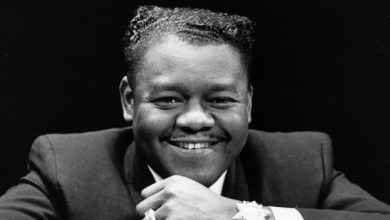 Photo of Fats Domino – Now he's Rockin' 'n' Rollin' up in Heaven