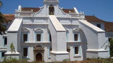 Photo of The Convent and Church of Santa Monica in Old Goa