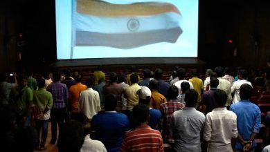 Photo of National anthem is not mandatory in movie theatres, says Centre