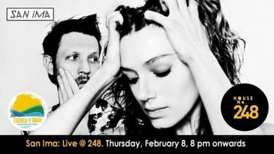 Photo of San Ima makes music differently and comes to you Live@248