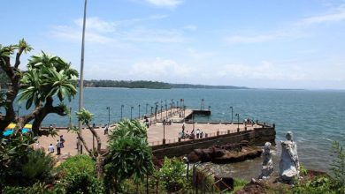 Photo of Panjim's iconic Dona Paula jetty to be blocked from public access soon
