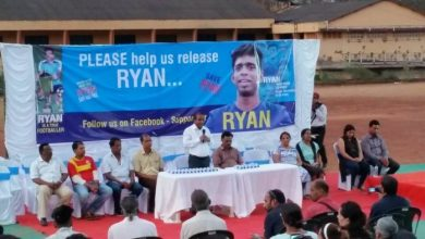 Photo of Hope for an early release for Ryan from prison in Dubai