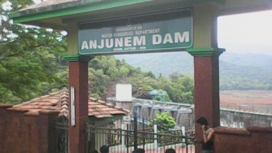 Photo of The Grand Dam(e)s of Goa part 2 – the Anjunem Keri Dam