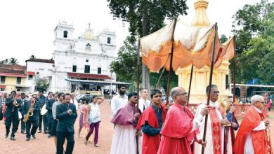 Photo of Margao celebrated its famous Purumentachem Fest this past Sunday