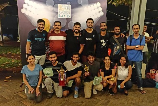 Bay 15 Corporate Cup