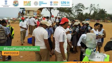 "Photo of World Environment Day – ""Beat Plastic Pollution"""