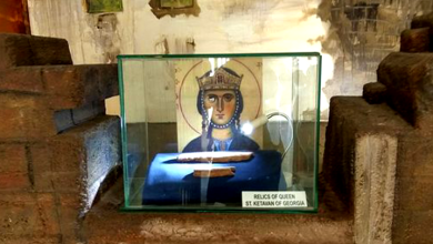 Photo of The relics of St Ketevan return to India after a year in Georgia
