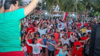 Photo of The Best Christmas Party at the Radisson Blu Beach Resort