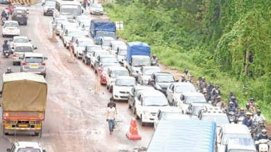 Photo of Panjim-Margao traffic will have alternate route, say authorities