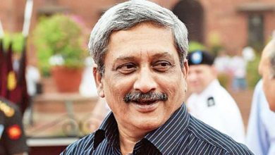 Photo of Manohar Parrikar, Chief Minister of Goa passes away after battle with cancer