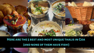 Photo of Here are the 5 best and most unique thalis in Goa (and none of them have fish!)