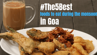 Photo of The 5 best foods to eat during the monsoon season in Goa
