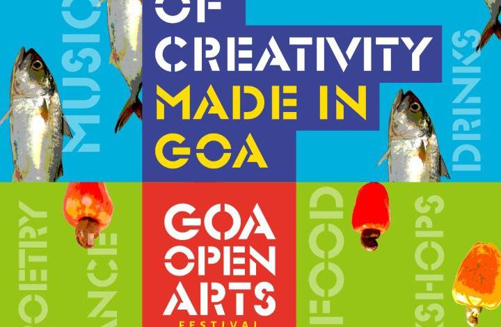 Goa Open Arts Festival