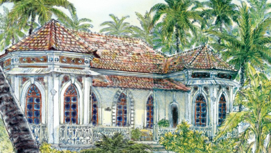 Photo of Indo Portuguese Mansions of Goa Known For Their European Architecture
