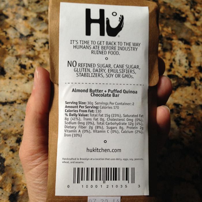 Hu Kitchen Chocolate Bars Review (3/6)