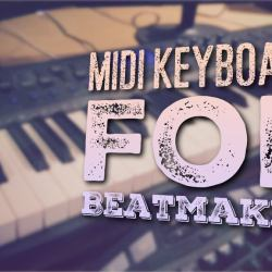 midi keyboards for beatmakers