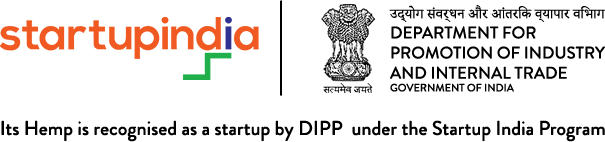 Its Hemp is recognised as a startup by DIPP under the Startup India Program