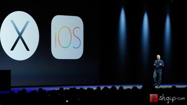 Apple prezanton iOS 8 dhe Mac OS X Yosemite