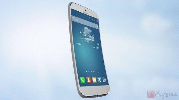 Samsung Galaxy S6 me ekran të zakonshën dhe të lakuar2