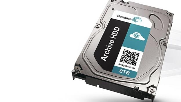 Seagate lanson hard disk me 8TB
