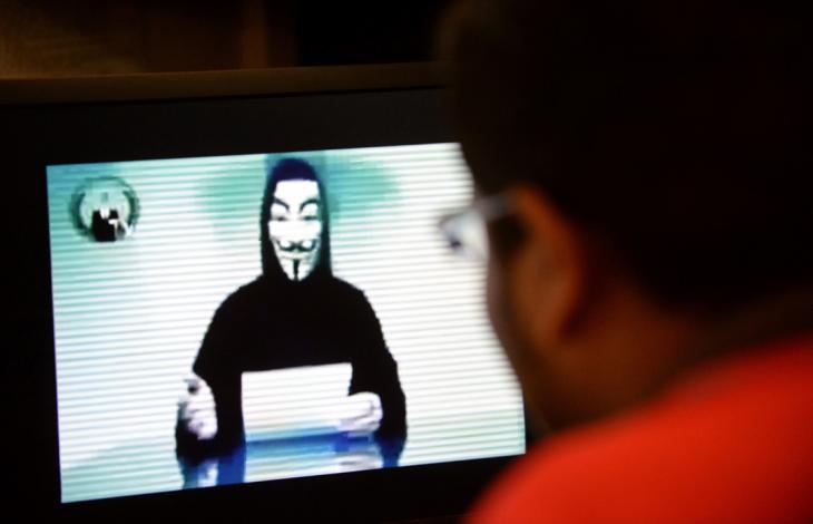 Hakerët e grupit Anonymous do të marrin hak ndaj sulmuesve të revistës Charlie Hebdo1