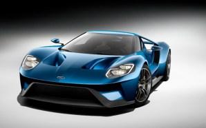 Rikthehet bisha – Ford prezanton konceptin GT