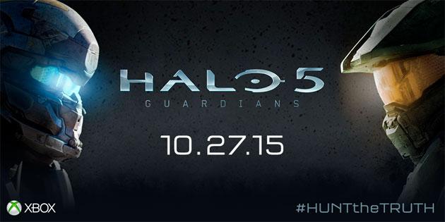Halo 5 vjen në Xbox One më 27 Tetor