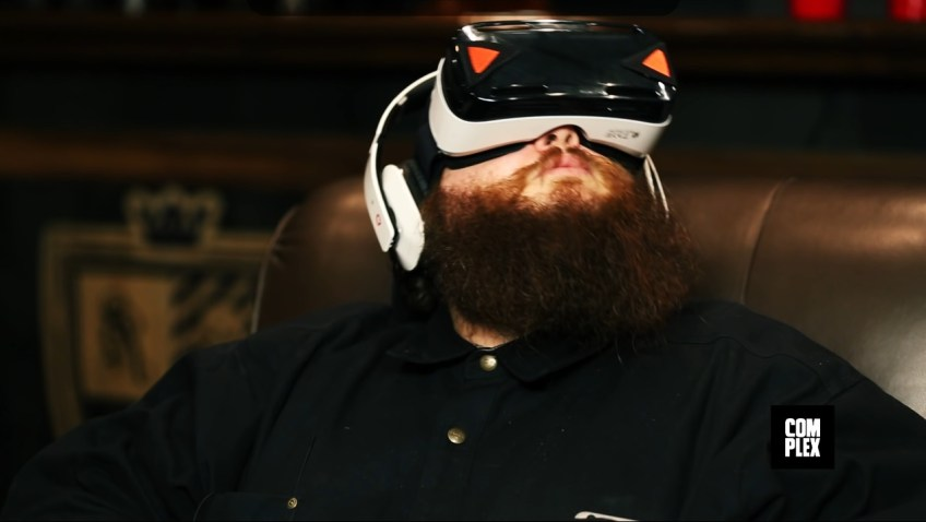 Oculus VR provohet nga shqiptari Action Bronson për të shikuar video pornografike (Video)