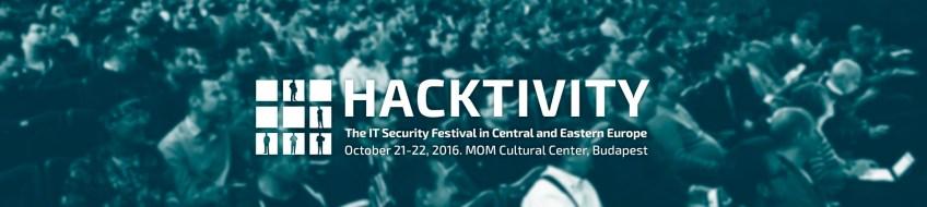 hacktivity2016