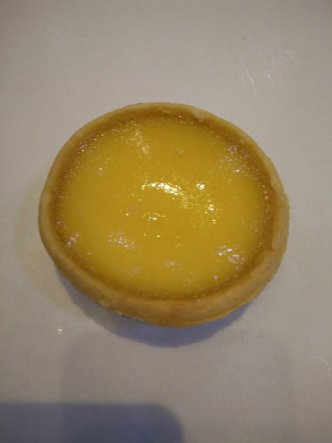 .70 SGD Egg Tart