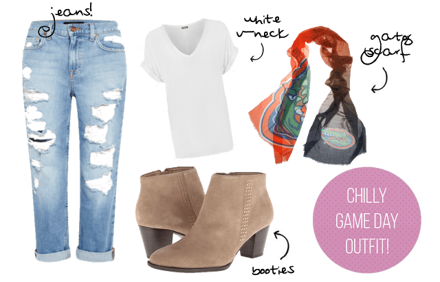PLUS-SIZE GAME DAY OUTFIT IDEAS!