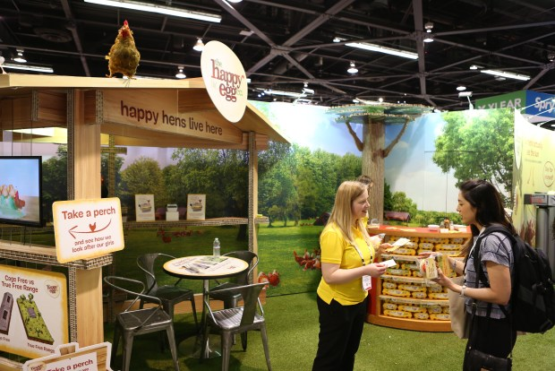 Top 10 Trends at Natural Products Expo West 2017 via It's Jou Life blog https://wp.me/p7RBMP-YO