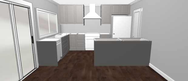 IKEA Kitchen Plan - https://wp.me/p7RBMP-17Y