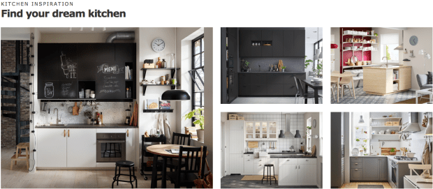 IKEA Kitchen Inspiration - https://wp.me/p7RBMP-17Y