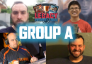 Legacy Premier League – Group A Results